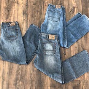 Lot of Men's Wrangler Jeans